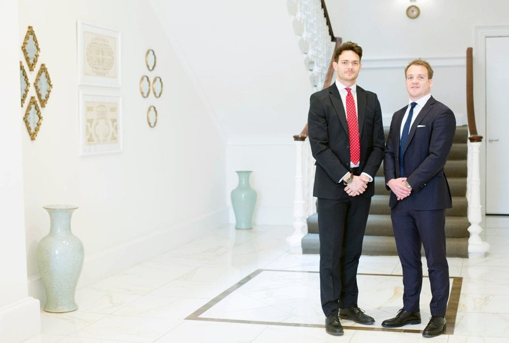 Top Glasgow property management specialists celebrate Edinburgh expansion