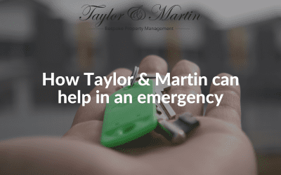 How Taylor & Martin can help in an emergency
