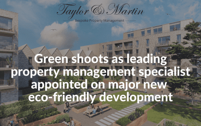 Green shoots as leading property management specialist appointed on major new  eco-friendly development